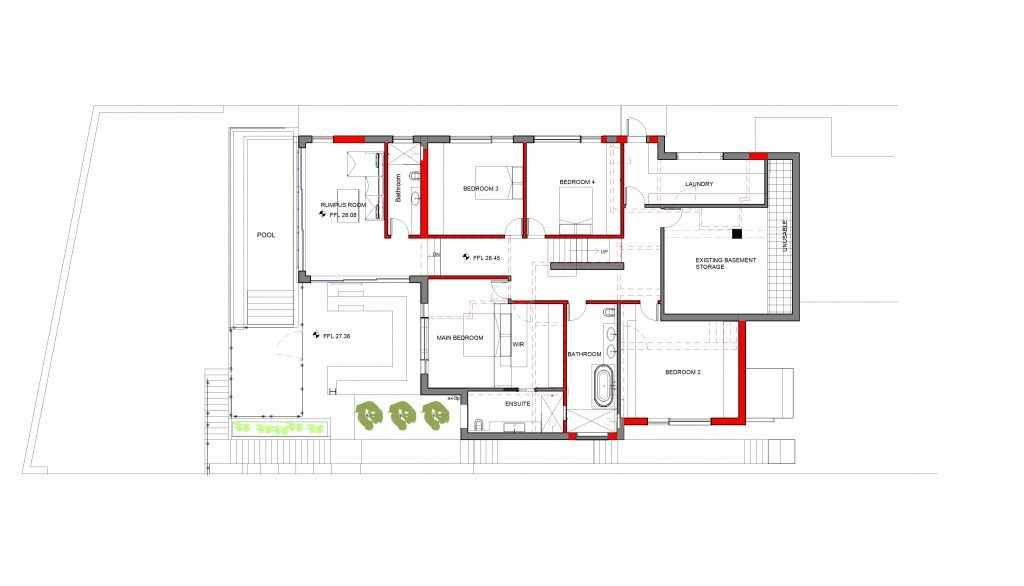 Buildex Designs Oyster Bay_Full Reno_Ground Floor